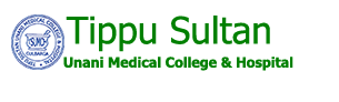 Tipu Sultan Unani Medical College Logo